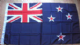 New Zealand Large Country Flag - 5' x 3'.